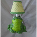 Leap Frog Wall Sconce, Frogs And Bugs Nursery Decor | Frogs And Bugs Wall Decals | ABaby.com