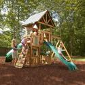 Southampton Swing Set, Outdoor Toys | Kids Outdoor Play Sets | ABaby.com