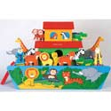 Giant Noah's Ark, Doll Houses | Playsets | Kids Doll Houses | ABaby.com