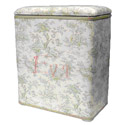 Toile Baby Hamper, Kids Shelves | Baby Wall Shelves | Nursery Storage | ABaby.com