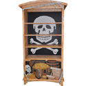 Pirate's Cove Bookcase, Kids Bookshelf | Kids Book Shelves | ABaby.com
