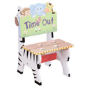 Sunny Safari Time Out Chair, Kids Play Chairs | Personalized Kids Chairs | ABaby.com