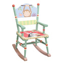 Sunny Safari Rocking Chair, Kids Chairs | Personalized Kids Chairs | Comfy | ABaby.com
