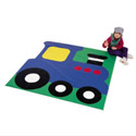 Train Floor Mat, Soft Play Toys | Baby Jogger | Fitness Toys | ABaby.com