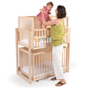 Space Saver 2 Level Crib, Commercial Daycare and Pre-School