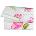 White Floral Printed Sheet Set, Little Girls Twin Bedding Sets | Twin Bedding Collection | aBaby.com