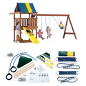 Wrangler Deluxe Playset Hardware Kit with Slide