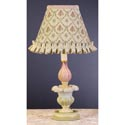 Multi Colored Tulip Lamp,