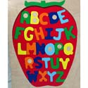 ABC Apple Puzzle, Personalized Kids Toys | Baby Toys | ABaby.com