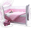 Baby Carriage Crib Bedding, Crib Comforters |  Ballerina Crib Bedding | ABaby.com