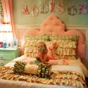 Alexis Bedding Collection, Girls Twin Bedding Sets | Girls Twin Beds | Girls Twin Bed Set