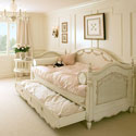 Charlotte Day Bed, Childrens Beds | Girls Twin Bed | ABaby.com