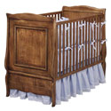 Classic Cottage Crib, Antique Baby Crib | Cradle | Designer Convertible Cribs | ABaby.com