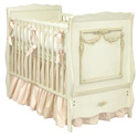 Sheer Beauty Crib, Panel Crib | Modern Panel Crib | ABaby.com