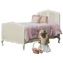 Dominique Bed, Childrens Beds | Girls Twin Bed | ABaby.com