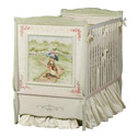 Enchanted Forest Crib, Panel Crib | Modern Panel Crib | ABaby.com
