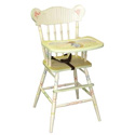 Enchanted Forest High Chair, Bunnies And Bears Themed Furniture | Baby Furniture | ABaby.com