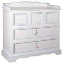 Enchanted Forest Changer, Dresser And Changing Table Combo | Nursery Dressers | ABaby.com