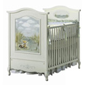 Gone Fishing Crib, Panel Crib | Modern Panel Crib | ABaby.com