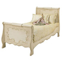 Milano Bed, Childrens Beds | Girls Twin Bed | ABaby.com