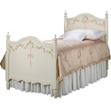 Ribbon and Roses Bed, Childrens Beds | Girls Twin Bed | ABaby.com