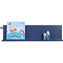 Capt'n Sharky Wall Shelf, Peg Shelves | Kids Nursery Wall Shelves | ABaby.com
