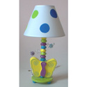 Butterfly Ceramic Lamp,