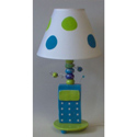 Cell Phone Lamp,