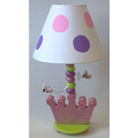 Princess Crown Lamp,