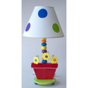 Flower Pot Lamp,