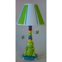 Frog Prince Lamp, Frogs And Bugs Nursery Decor | Frogs And Bugs Wall Decals | ABaby.com