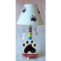 Paw Lamp, Baby Nursery Lamps | Childrens Floor Lamps | ABaby.com