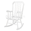 Child's Jenny Lind Rocking Chair, Kids Chairs | Personalized Kids Chairs | Comfy | ABaby.com