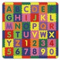ABC and 123 Play Mat