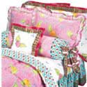 Amanda Toddler Bedding, Girl Toddler Bedding Sets | Toddler Girl Bedding | ABaby.com
