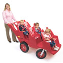 Six Passenger Bye-Bye Buggy, Baby Strollers | Baby Carriages | Umbrella | Double