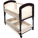 Cambria CO-SLEEPER ®, Baby Bassinets, Moses Baskets, Co-Sleeper, Baby Cradles, Baby Bassinet Bedding.