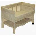 Euro Mini CO-SLEEPER ® , Baby Bassinets, Moses Baskets, Co-Sleeper, Baby Cradles, Baby Bassinet Bedding.