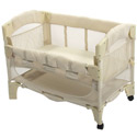Euro Mini Arc CO-SLEEPER ® , Co-Sleepers | Arms Reach Co Sleepers | ABaby.com