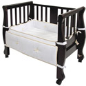 CO-SLEEPER ® Sleigh Bed, Co-Sleepers | Arms Reach Co Sleepers | ABaby.com