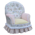 Story Book Child's Chair, Kids Upholstered Chairs | Personalized Upholstered Chairs | ABaby.com