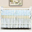 Summer Aqua Crib Bedding, Baby Girl Crib Bedding | Girl Crib Bedding Sets | ABaby.com