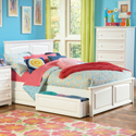 Monterey Platform Bed, Childrens Twin Beds | Full Beds | ABaby.com