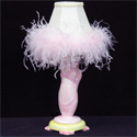 Ballerina Lamp, Prima ballerina Themed Nursery | Girls ballerina Bedding | ABaby.com