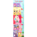 Ballet Academy Growth Chart, Prima ballerina Themed Nursery | Girls ballerina Bedding | ABaby.com