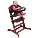 Evolve Convertible High Chair, Baby High Chairs | Designer High Chairs | ABaby.com
