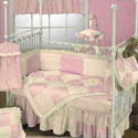 Baby King Crib Set, Boys Crib Bedding Sets - Crib Sets for Boys with Sheets & Bumpers