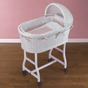Baby Star Bassinet Bedding, Baby Bumper for Cribs, Cradles & Bassinets - aBaby.com