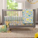 Tulip Garden Crib Bedding Set, Baby Crib Bedding Sets | Bedding Sets for Boys & Girls | aBaby.com