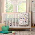 Fleeting Flora Crib Bedding Set, Baby Crib Bedding Sets | Bedding Sets for Boys & Girls | aBaby.com